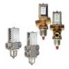 V246 i V248 - Zawory wodne regulacyjne bezpośredniego działania dla układów wysokociśnieniowych